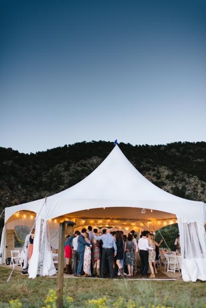 Tent Rental Salida Colorado