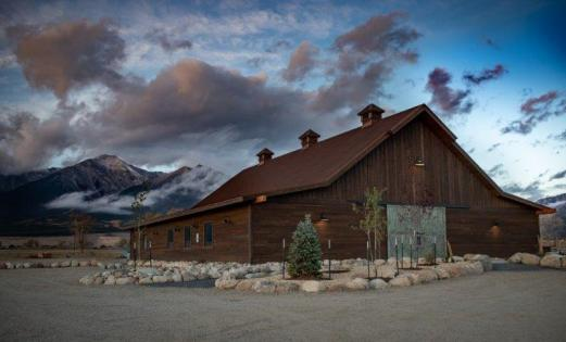 The Barn at Sunset Ranch